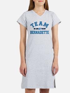 Cute Bernadette big bang theory Women's Nightshirt