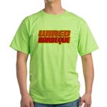 WiredBarbeque Green T-Shirt