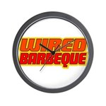 WiredBarbeque Wall Clock