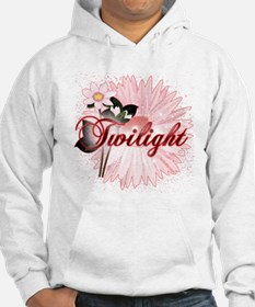 Twilight Flowers by Twidaddy.com Hoodie