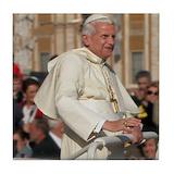 Pope benedict Drink Coasters