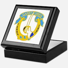 DUI - 2nd Sqdrn - 7th Cavalry Regt Keepsake Box
