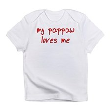 My Pappaw Loves Me! (Red) Infant T-Shirt