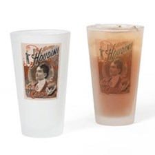 Houdini Performance Poster Drinking Glass