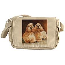 Cocker Spaniels Messenger Bag