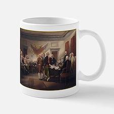 Signing of the Declaration of Mug