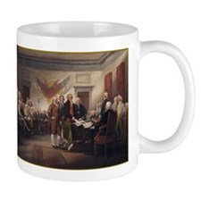 Signing of the Declaration of Small Mug