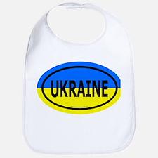 Cool Ukraine Bib