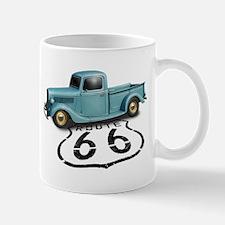 Route 66 Farm Truck Mug