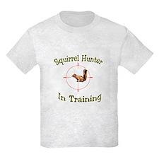 Squirrel Hunter t-shirt