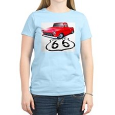 Route 66 Chevy Truck T-Shirt