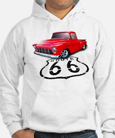Route 66 Chevy Truck Hoodie