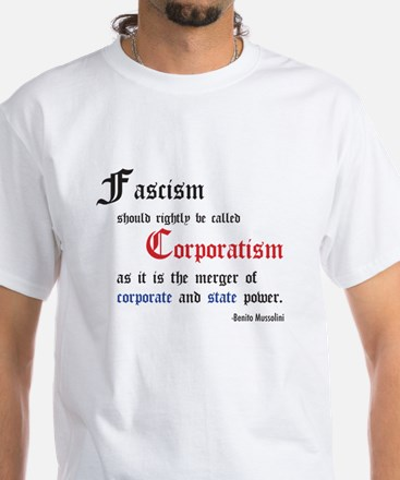 Fascism defined Shirt
