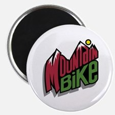 Mountain Bike 2 Magnet