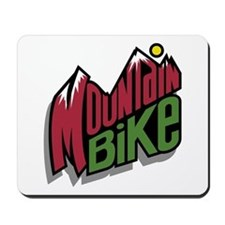 Mountain Bike 2 Mousepad