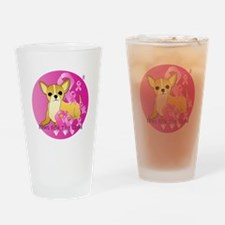 Chihuahua Drinking Glass