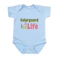 Colorguard is Life Infant Bodysuit