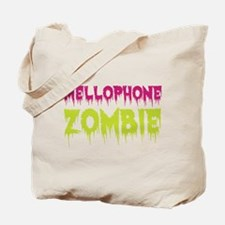 Mellophone Zombie Tote Bag