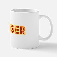 Ginger in Movie Lights Mug