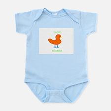 Boobies Infant Bodysuit