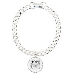 Faith Hope Believe Bracelet