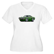 1970 Coronet Green Car T-Shirt