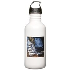 Water from the throne of God Water Bottle