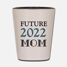 Future Mom 2016 Shot Glass