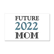Future Mom 2016 Car Magnet 20 x 12