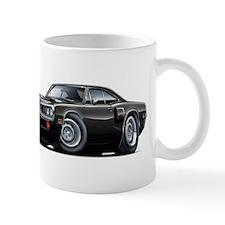 1970 Coronet Black Car Mug