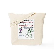 Bulldog Nationals Tote Bag