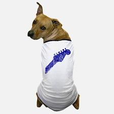 The Blues, Vintage Guitar Dog T-Shirt