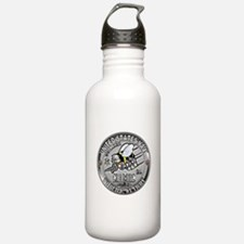 USN Navy Seabees Can Do Build Water Bottle