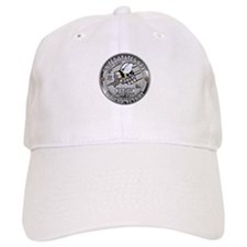 USN Navy Seabees Can Do Build Baseball Cap