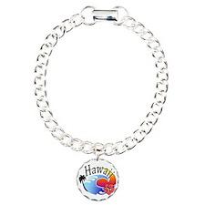 Hawaii Charm Bracelet, One Charm