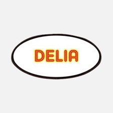 Delia in Movie Lights Patches