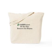 REMOVE THE STIGMA Tote Bag