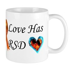 Someone I Love Has CRPS RSD F Mug
