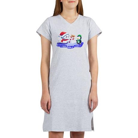 Women's Christmas Nightgown