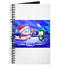 Cute Harp seal Journal