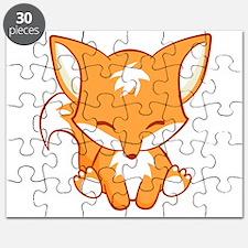 Funny Cute fox Puzzle