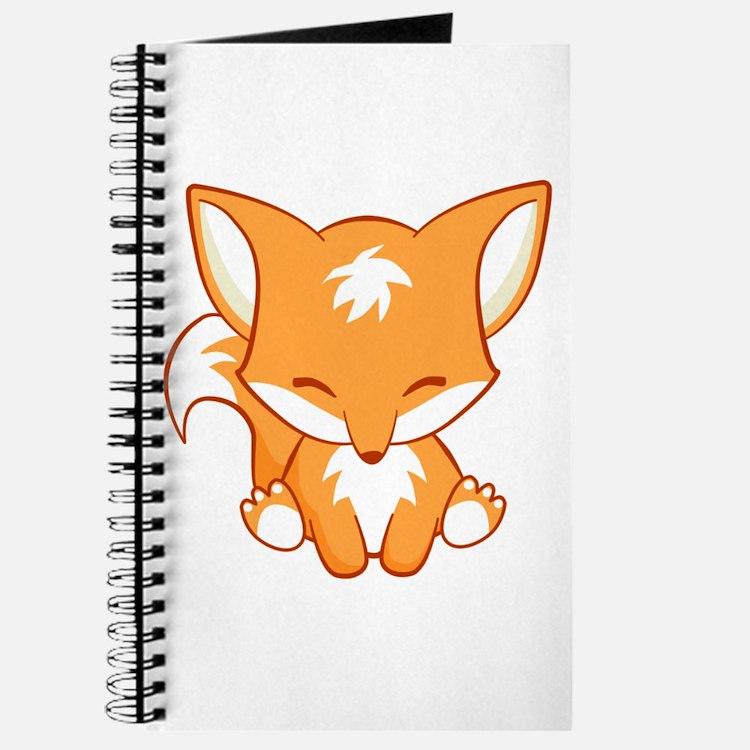 Cute Cute fox Journal