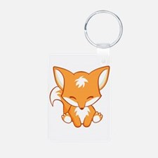Unique Red fox Keychains