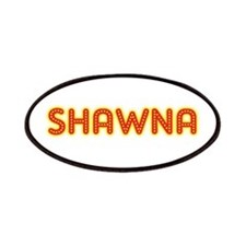 Shawna in Movie Lights Patches