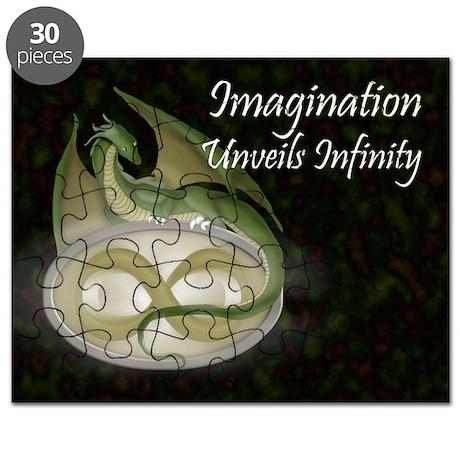Dragon - Infinite Imagination Puzzle