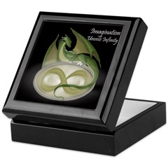 Dragon - Infinite Imagination Keepsake Box