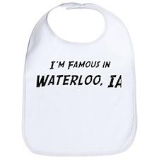 Famous in Waterloo Bib