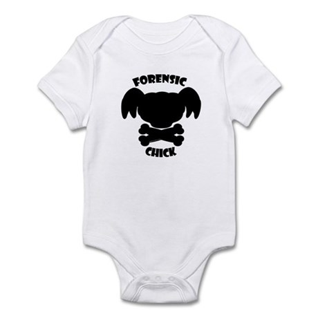 Forensic Chick Infant Bodysuit