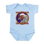 Old Rooster Infant Bodysuit