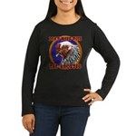 Old Rooster Women's Long Sleeve Dark T-Shirt